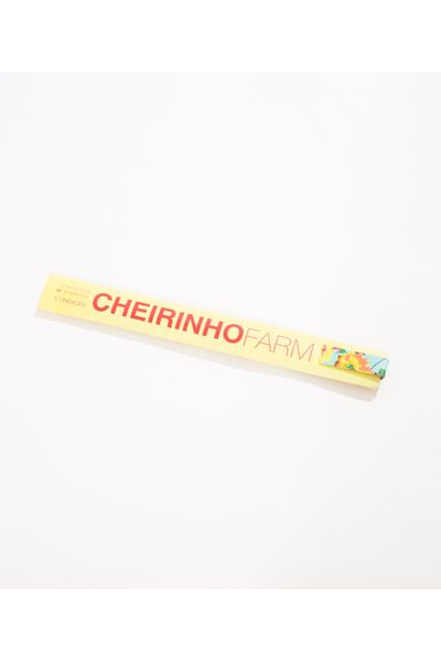 Incenso Cheirinho - Unica - U
