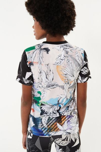 T-Shirt Tropical Leve