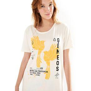 T-Shirt Silk Gemeos - Farm - Farm Rio BR