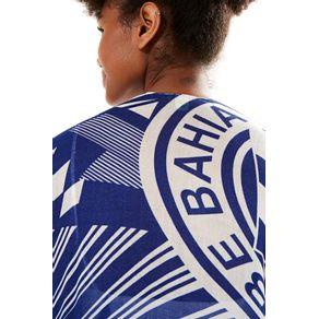 Kimono Bandeira Gandhi - Off White - U - look-abre-asas - Farm Rio BR - Migrado 19/08/2020