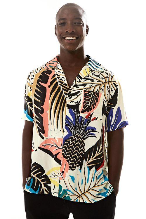 903a7f1a1f6 Moda Feminina - Blusa M Estampado Camisa – Farm