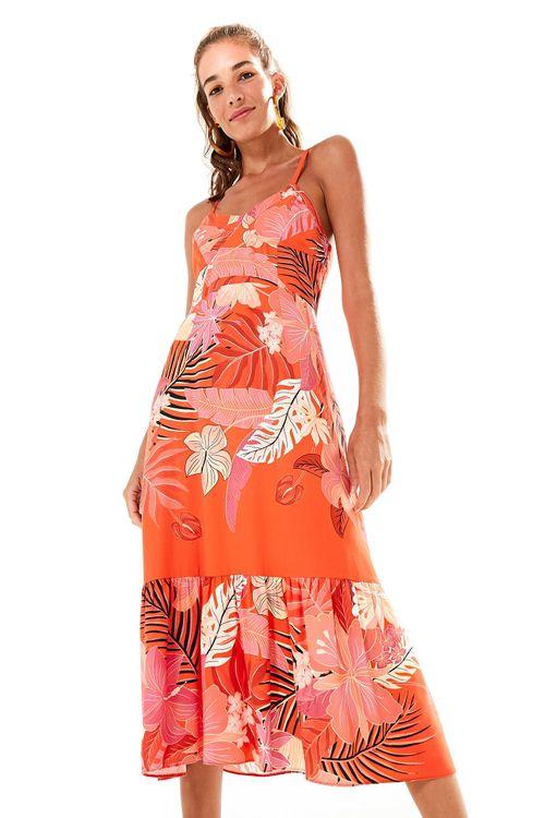 6e1b9d53ba bazar: vestidos longos, curtos e midi com estampas | FARM