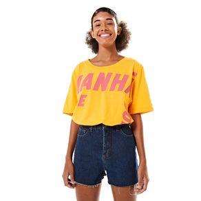 Short Jeans Alto - anunciação - Farm Rio BR