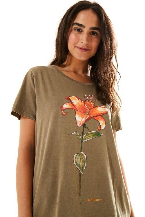 7448a3eddd t-shirts femininas estampadas e lisas
