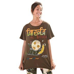 T-Shirt Farofa De Banana - Farm - Farm Rio BR