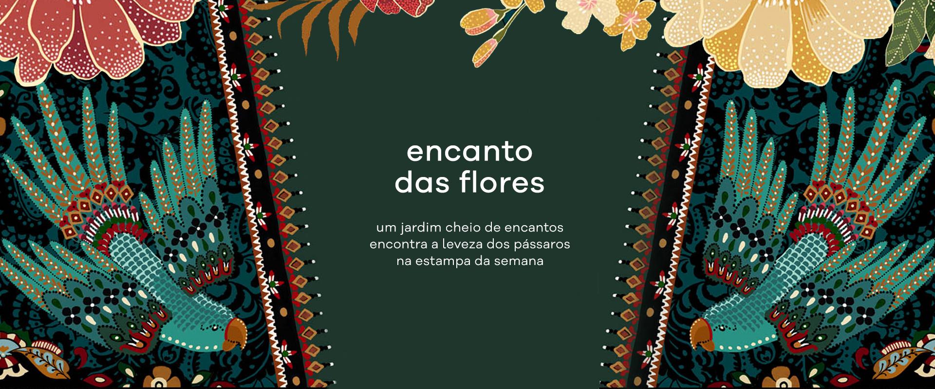 banner encanto das flores