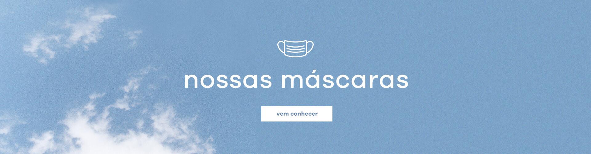banner nossas mascaras