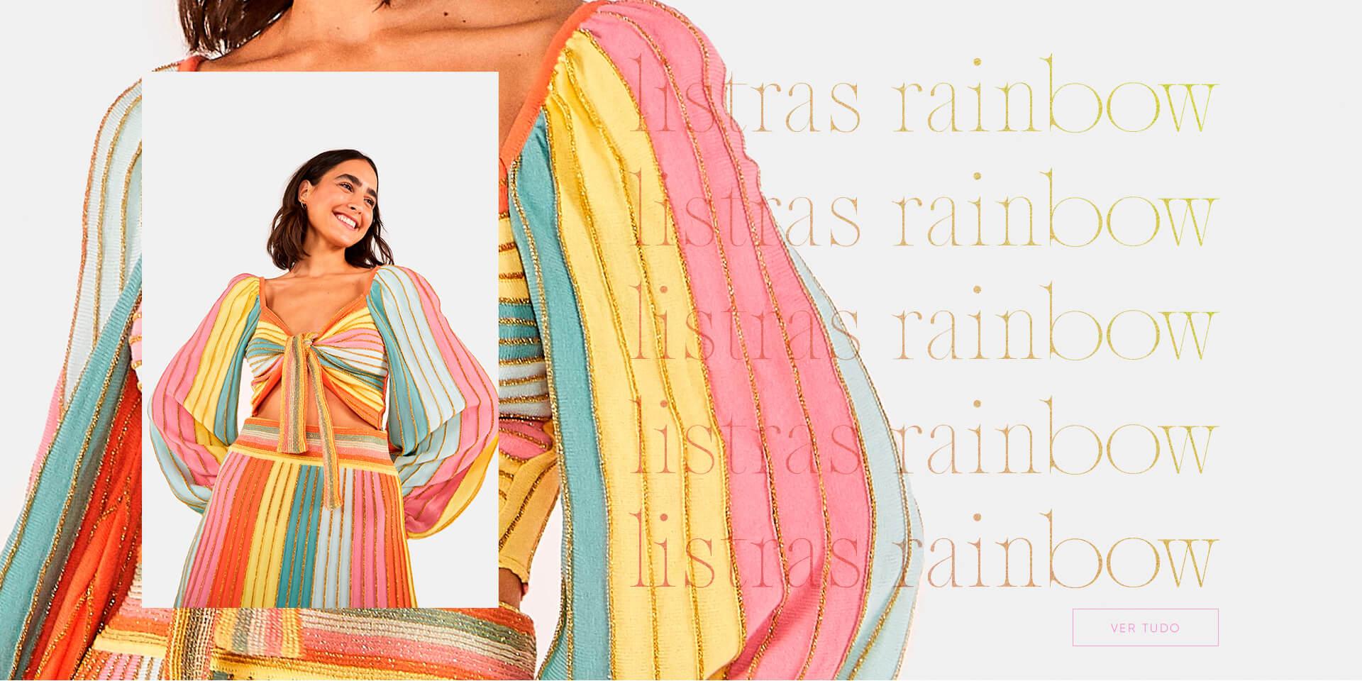BANNER listras rainbow 17-11